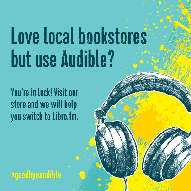 switch from audible to librofm